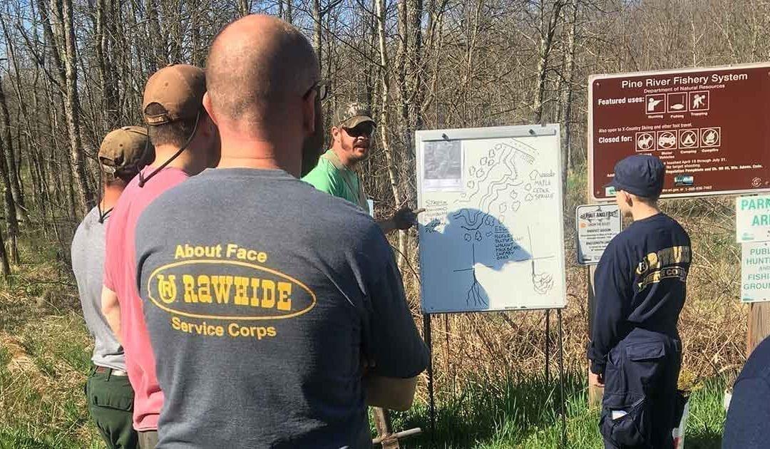 2018 Pine River Tree Planting