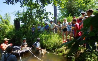 2020 Wisconsin Trout Unlimited (WITU) Youth Fishing Camp Opportunity