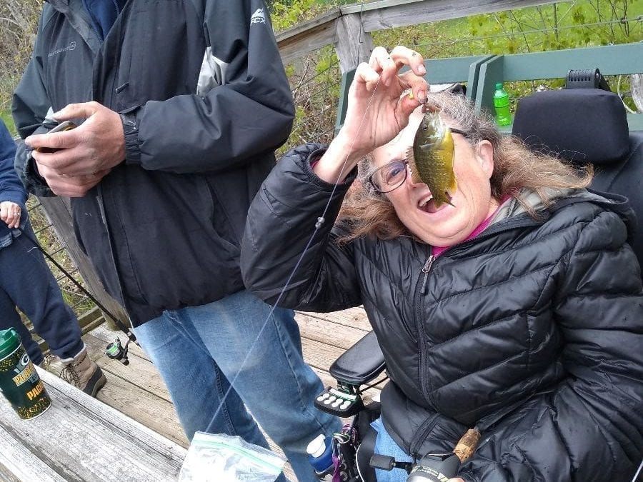 2019 Fishing Day for People with Disabilities