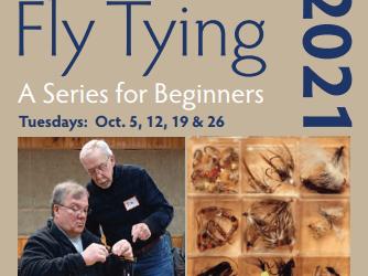 Beginner's Fly Tying Classes